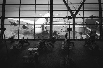 Flughafen Shuttle