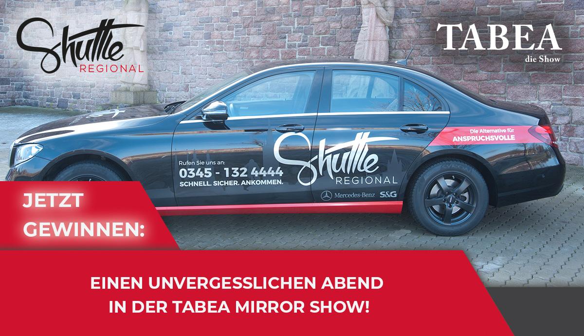 Gewinnspiel – Sportmusical Tabea Mirror