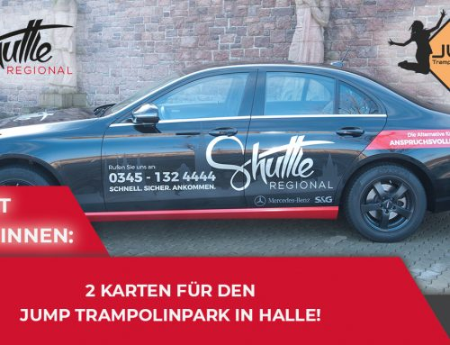 Gewinnspiel: Jump Trampolinpark